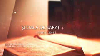HORST MÜLLER – SB5 – Isus şi implicarea socială