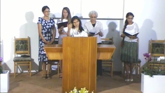Ada TAMASAN – Devotional 27 august 2016