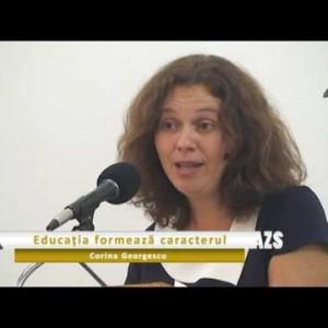 Corina Georgescu –  Educatia formeaza caracterul
