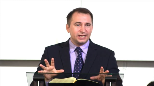 Pastor OLARIU Daniel – Calatoria din sanctuar