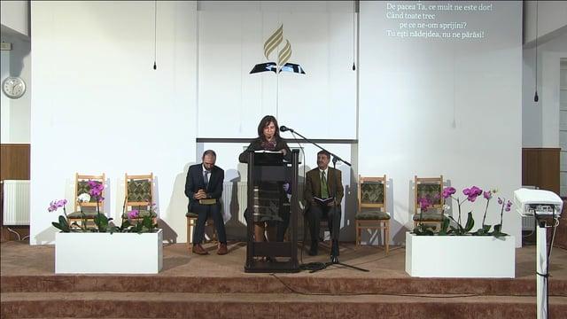 Pastor OLARIU Daniel -Casa Viitorului
