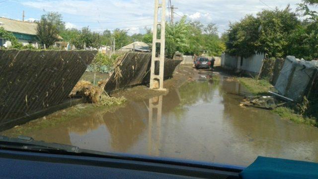 Pod peste ape – apel umanitar ADRA pentru sutele de case inundate din Moldova