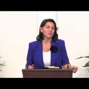 Gabriela Istrate – Ce înseamna sa fii un om binecuvântat?