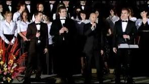 2012 apr- Coruri reunite Teleorman, Christal Quartet, Luiza Spiridon, Alina Buica_SperantaTV   iCer