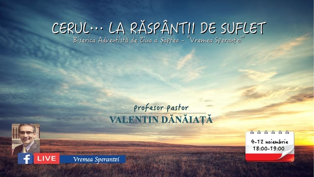 11 noi 2016 Vi – Valentin Danaiata: – 7.Sabatul   iCer