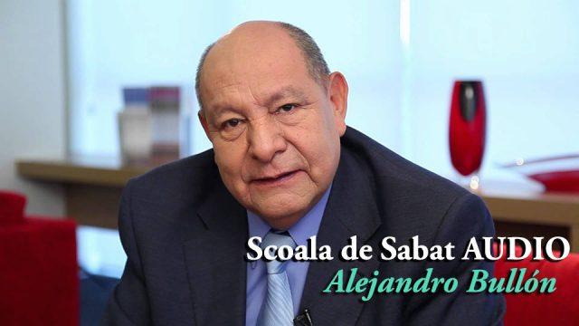 """St5 Comentariu de Alejandro Bullon – """"Botezul şi umplerea cu Duh Sfânt """""""