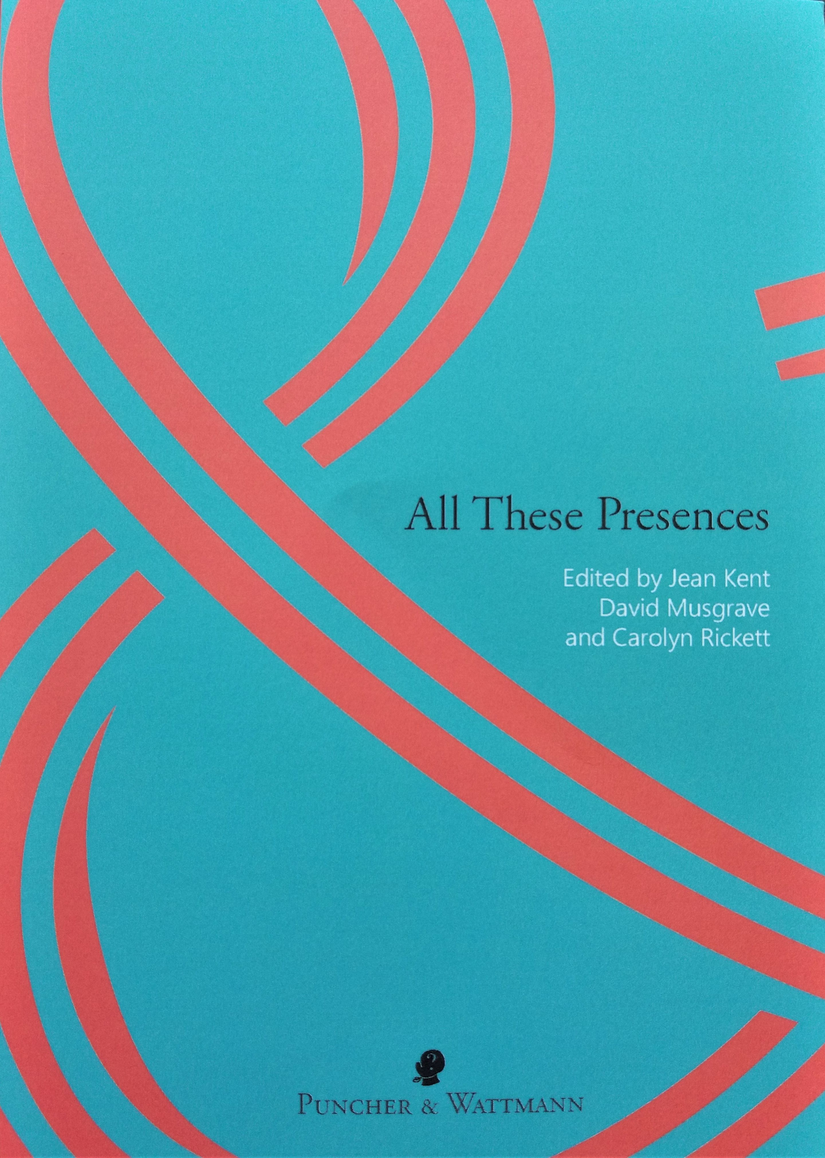 All these Presences book cover