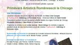 Primăvară Artistică Românească la Chicago – 26 Feb 2017