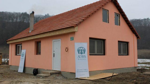 A 4-a casă în a 4-a zi: 12 suflete au primit o nouă casă