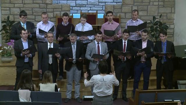 """3/25/2017 – Program Tineret – """"Isus si Eu"""""""