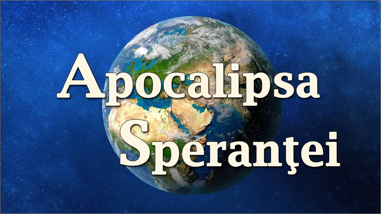 Apocalipsa Sperantei