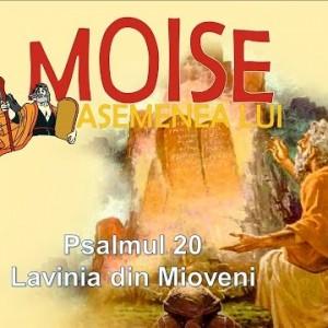 Psalmul 20: Lavinia din Mioveni