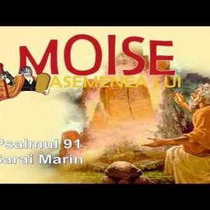 Psalmul 91: Sarai Marin