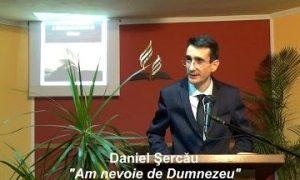 """2  """"Pacatosul are nevoie de Hristos"""" Daniel Sercau"""