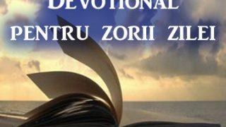 23/05 Devoțional de Jon Paulien – Apoc. 7:9