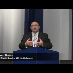 Ce mânca Isus? – Pr. Paul Boeru (06/05/17)