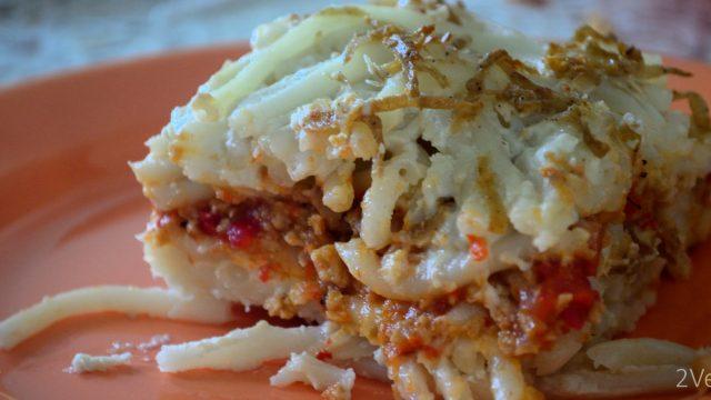 Pastitsio – Lasagna grecească vegană
