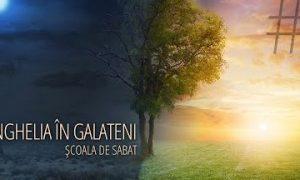 1 – Pavel, apostolul neamurilor | Evanghelia în Galateni