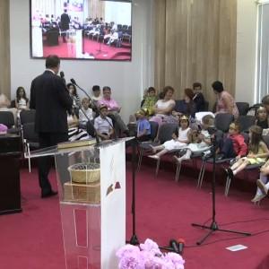 Program copii  Sabat dimineata