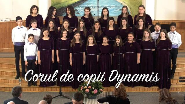 Corul de copii Dynamis in Concert la Maritei, Suceava   iCer