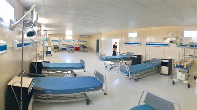 Susține și tu primul spital de refugiați