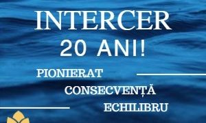 Intercer a implinit 20 ani de activitate!
