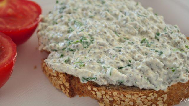 Pasta cu semințe de chia