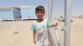 A 8-a intervenție umanitară ADRA Romania de solidaritate internațională pentru refugiați