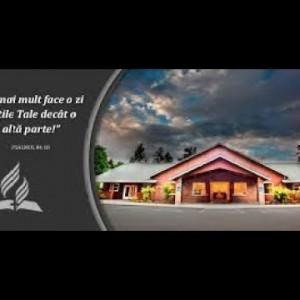 23.09.2017 – Iacob Coman – Minutele de meditatie și școala de sâmbătă