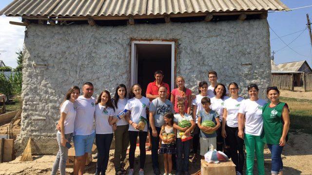 Voluntarii din Spania susțin proiectele ADRA România