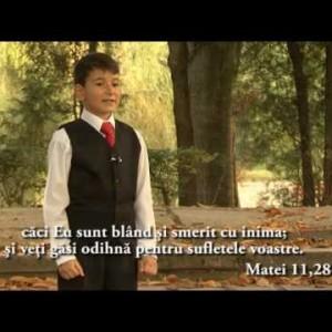 Matei 11 – Emanuel Balasoiu, Akord Junior 2010