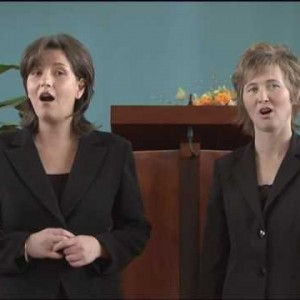 Cvartet feminin Akord Media, Arad 2009 – Vrem sa-L încoronăm