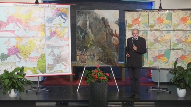 Geschichte der REFORMATION : 1.DIE URCHRISTEN | Pastor Mag. Kurt Piesslinger