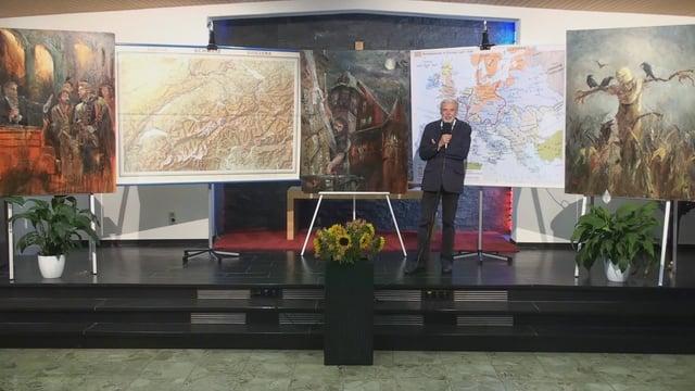 Geschichte der REFORMATION : 10.DIE REFORMATION IN DER FRANZÖSISCHSPRACHIGE SCHWEIZ | Pastor Mag. Kurt Piesslinger