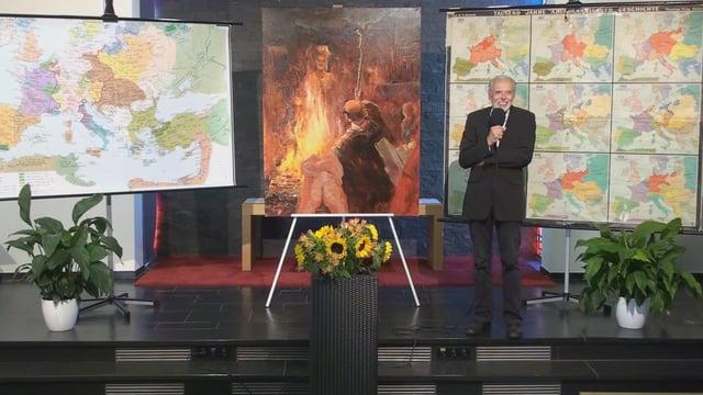 Geschichte der REFORMATION : 3.DER MÄRTYRER | Pastor Mag. Kurt Piesslinger