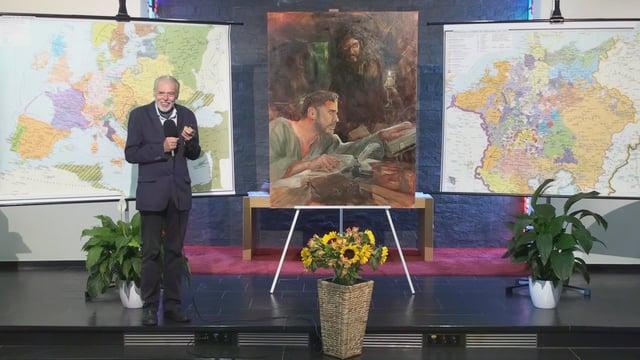 Geschichte der REFORMATION : 7.DIE WARTBURG | Pastor Mag. Kurt Piesslinger