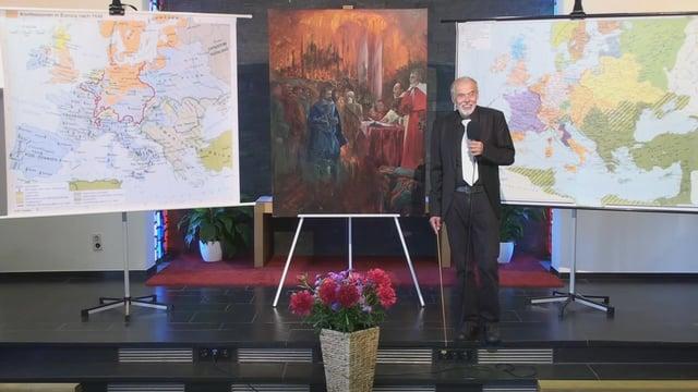 Geschichte der REFORMATION : 8.DER PROTEST DER FÜRSTEN | Pastor Mag. Kurt Piesslinger