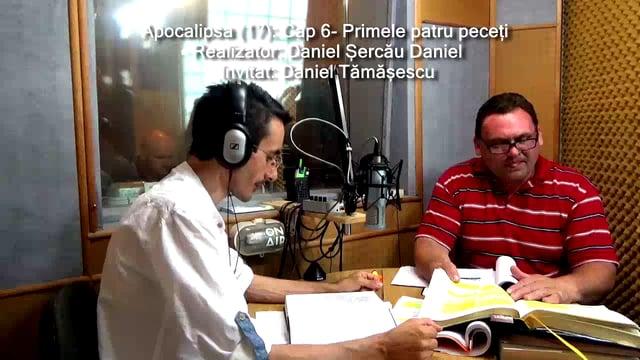 """RVS: Studiul 18 Apocalipsa """"Primele patru peceti"""" Daniel Sercau"""