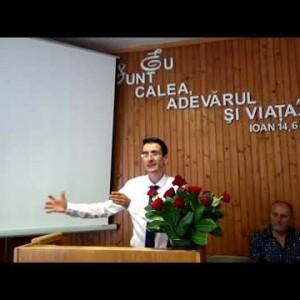 """""""Dumnezeu are solutia """" Daniel Sercau"""