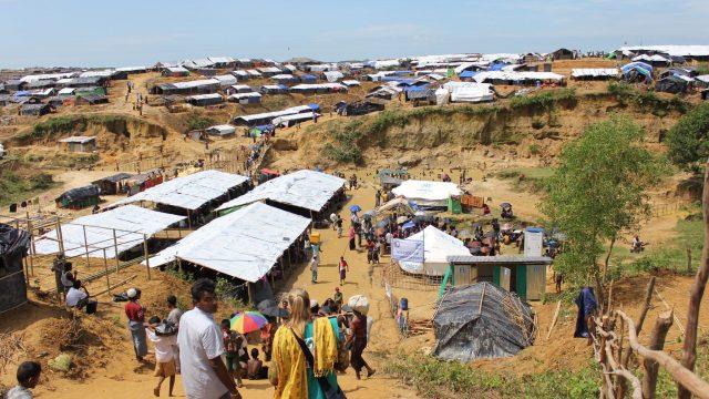 ADRA sprijină refugiații Rohingya din Bangladesh