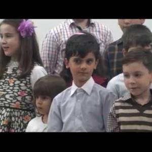 Program copii Ziua Recunostintei 28 Octombrie 2017