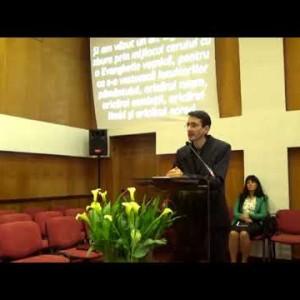 """Evanghelia vesnica"" Apocalipsa 14:6 Daniel Sercau"