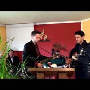 """""""Cea mai mare porunca"""" Daniel Sercau"""