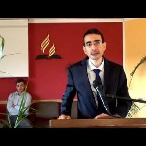 """""""Teama de Dumnezeu"""" Apocalipsa 14- Daniel Sercau"""
