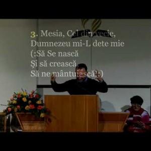 Angela ANCA   Predica vineri seara