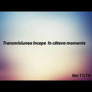 Iacob Coman – Ora de Rugăciune (9 Decembrie 2017)