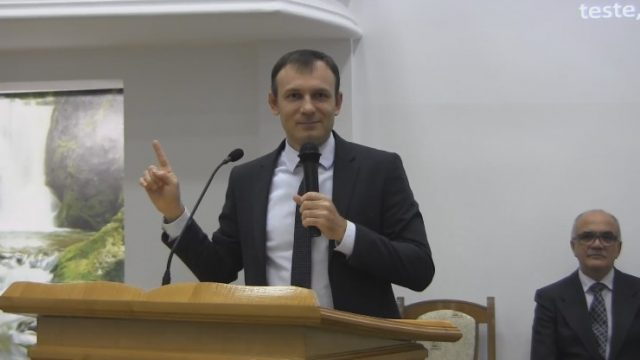 O faptura noua – Mihai Miron