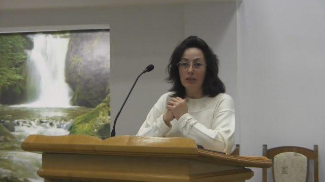 Neprihanirea: o chestiune practica – Cristina Teodorescu