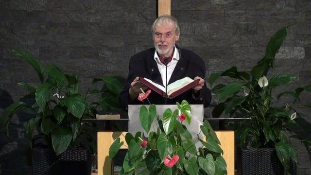 26.Dem Bräutigam entgegen – BILDER VOM REICHE GOTTES | Pastor Mag. Kurt Piesslinger