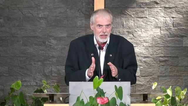 """7.4.David verschont Saul zum zweiten Mal – """"KÖNIG DAVID"""" von PATRIARCHEN UND PROPHETEN – Kurt Piesslinger"""